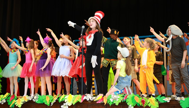 Seussical the Musical was a Smash Hit! Featured Photo