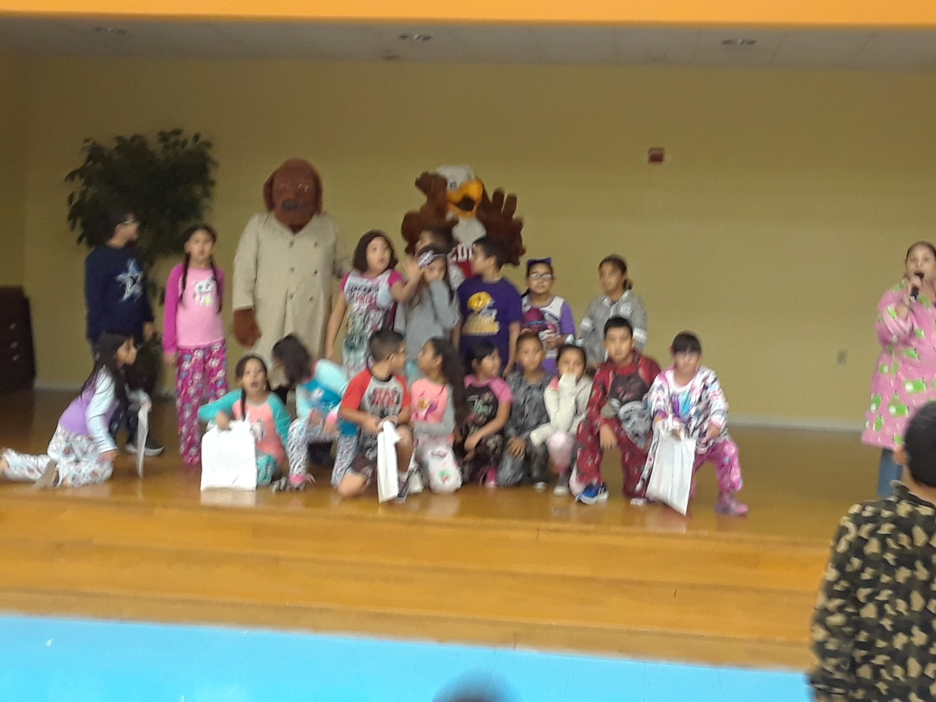 Group Picture Red Ribbon Week