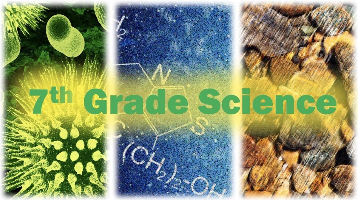 7th grade science logo