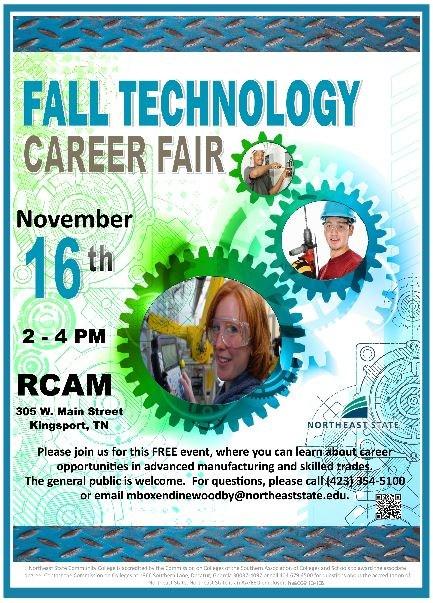 Fall Tech Career Fair