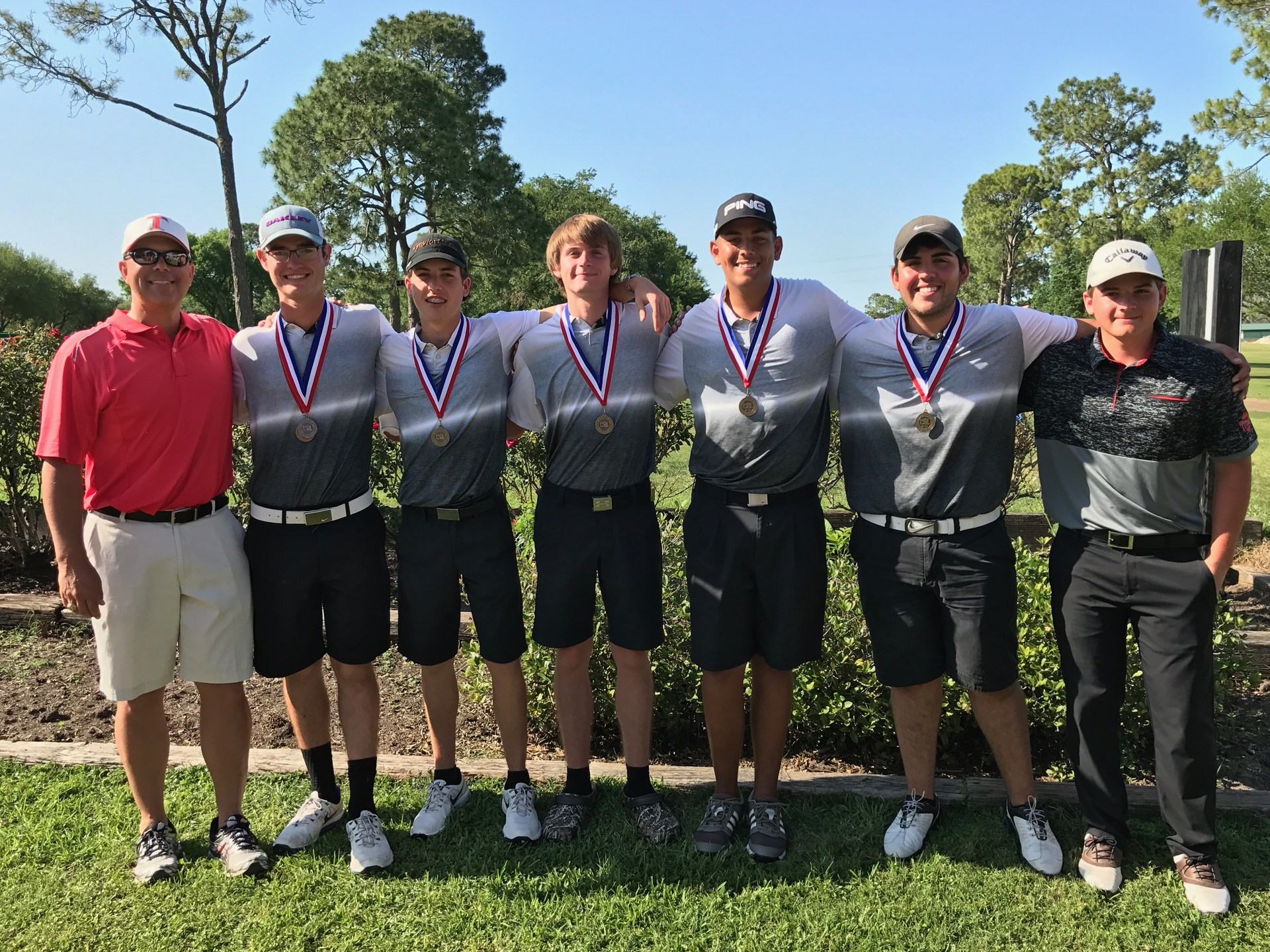 2016/2017 District 27-AAAAA Champions Regional Qualifiers Individual State Qualifier (Ben Lake)