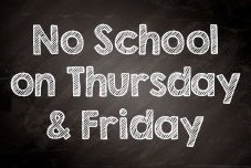 Reminder No School February 22 and 23 Thumbnail Image