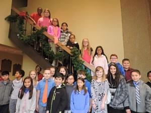 5th Grade UIL Participants