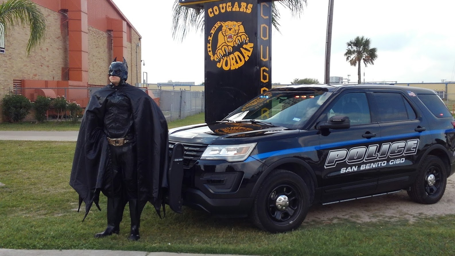 Batman Miller Jordan