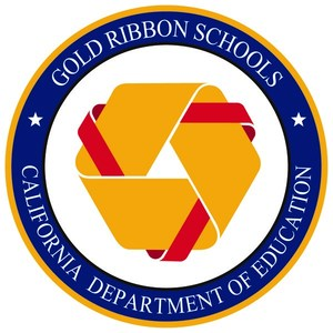 California Department of Education Gold Ribbon Schools logo