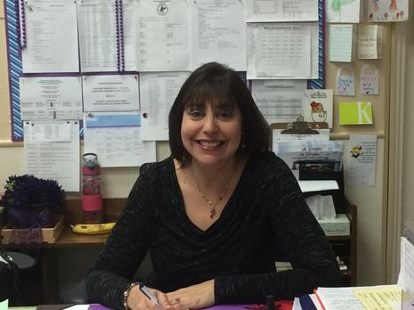 Mrs. Ana Martinez - School Secretary