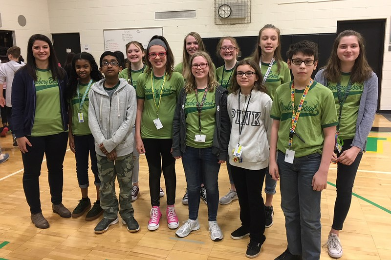 CMS students compete in annual Newberry Bowl Thumbnail Image