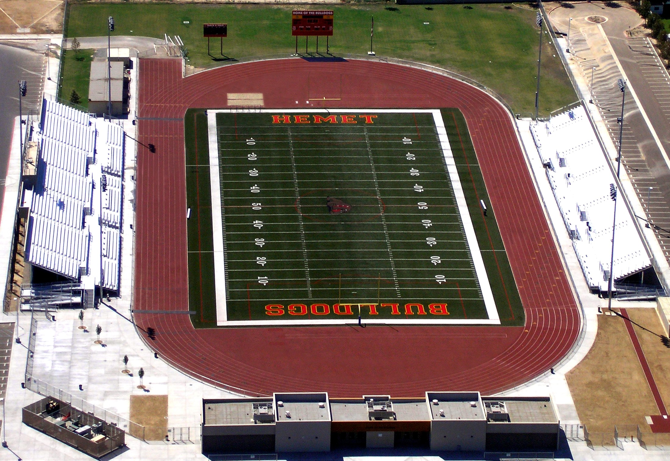 Hemet High School Football Stadium