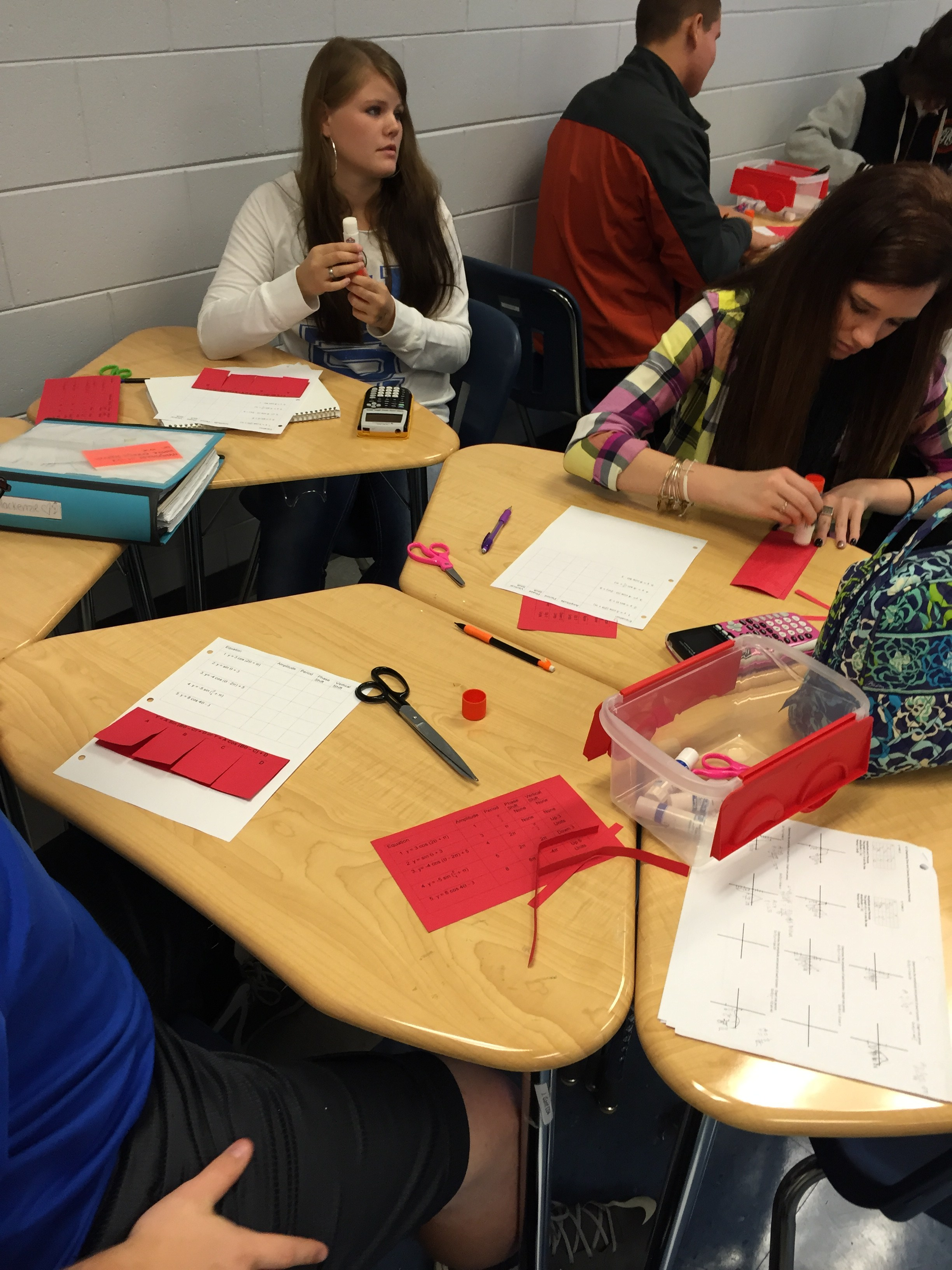 Creating Foldables