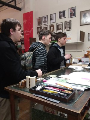 Martin, Fanucchi, and Moreira