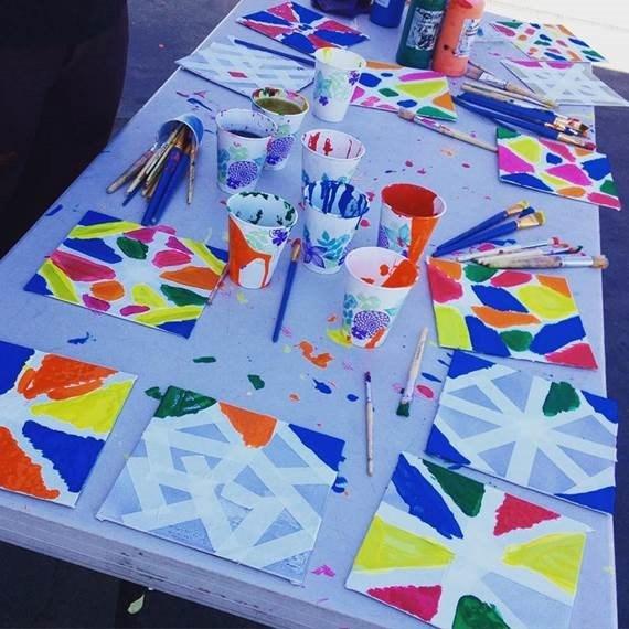 ASP Art Activity