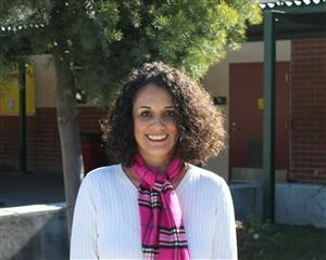 portrait photo of Yvonne Torres-Hess Expanded Horizons Director