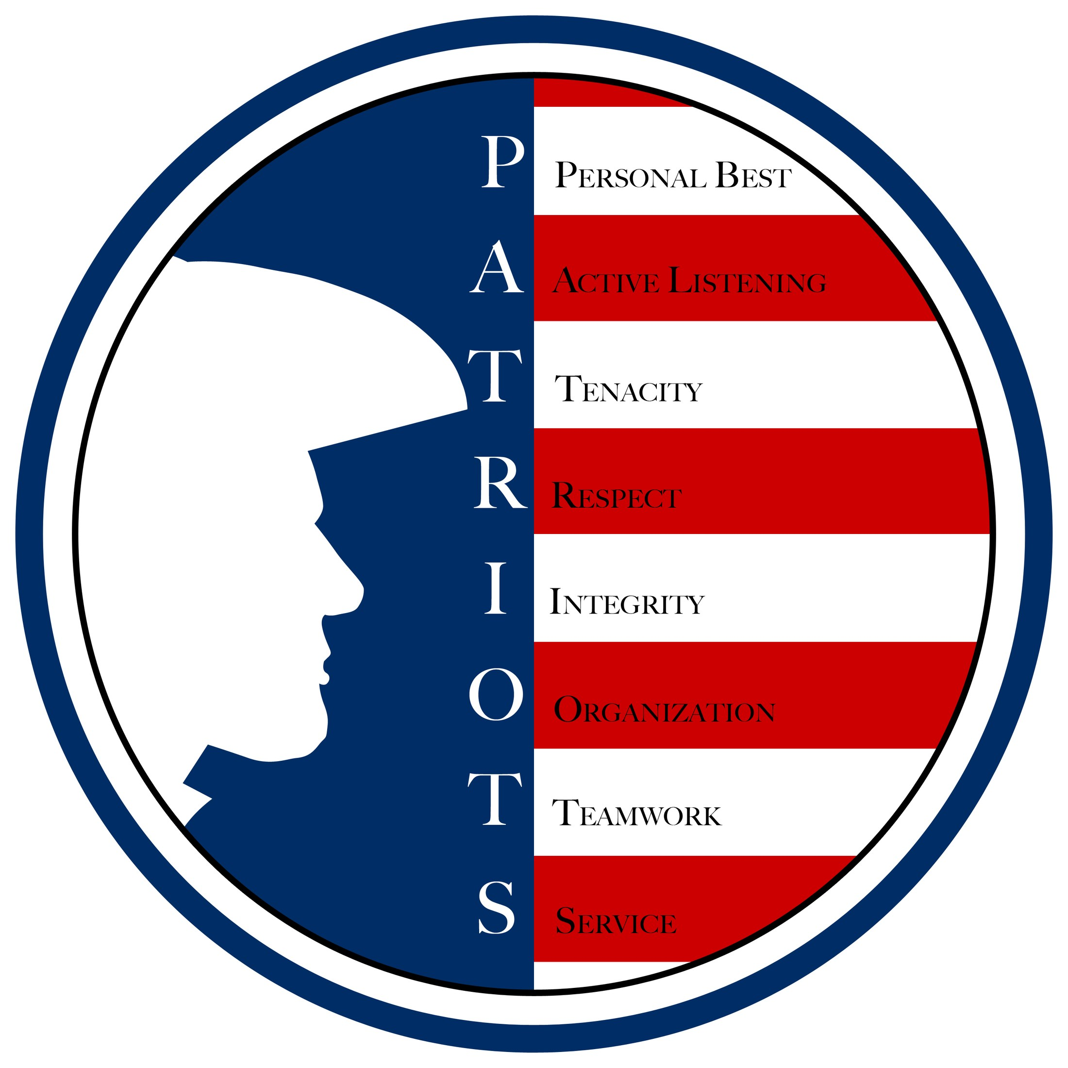 Washington Elementary's Patriot Promise Logo
