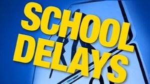 School Delay Alert
