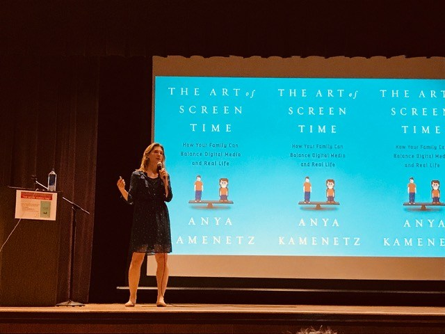 The Art of Screen Time presentation