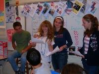 Fun students