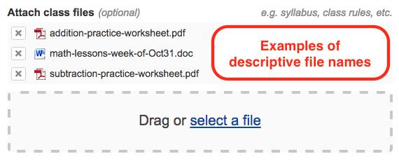 examples of descriptive file names