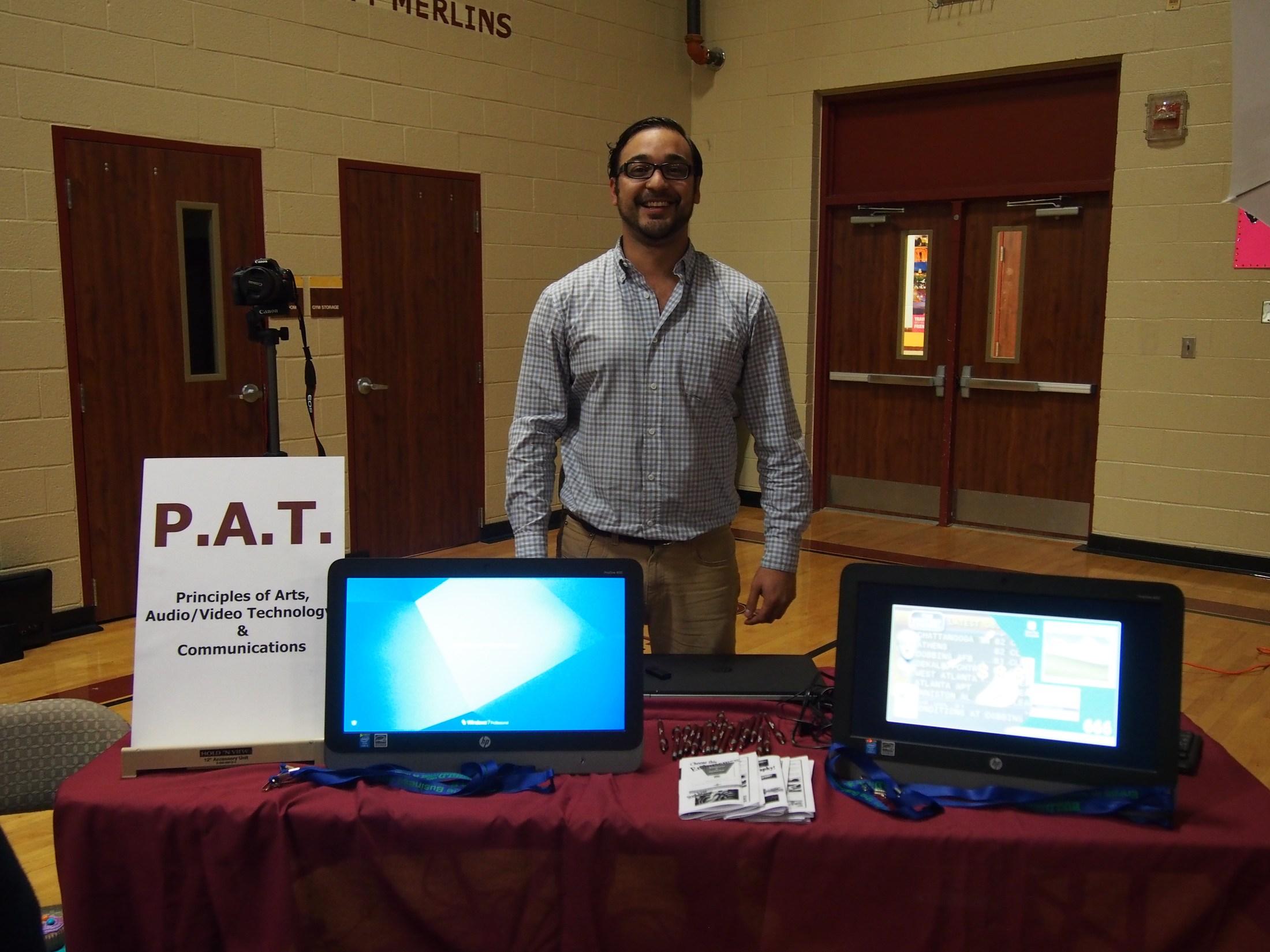 arts a v technology communications career technical education
