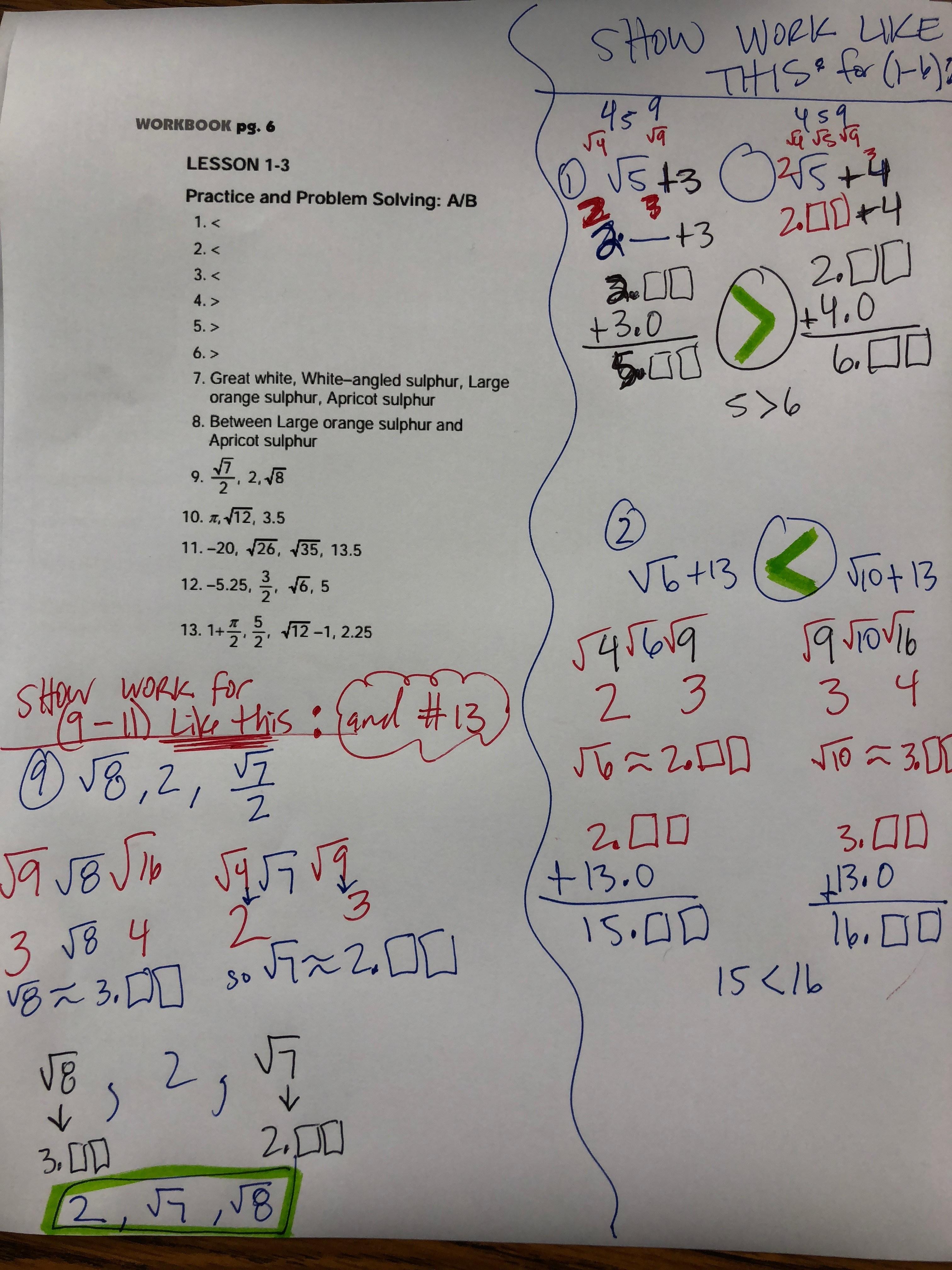 Adams middle school workbook pg 5 hp keyg fandeluxe Choice Image