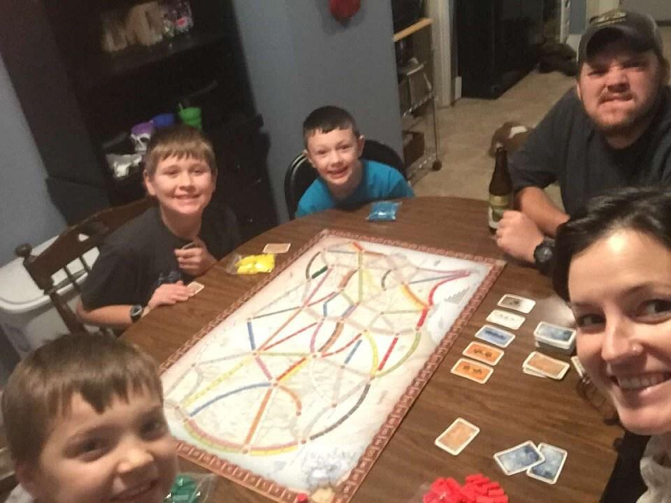 Family Game Night.