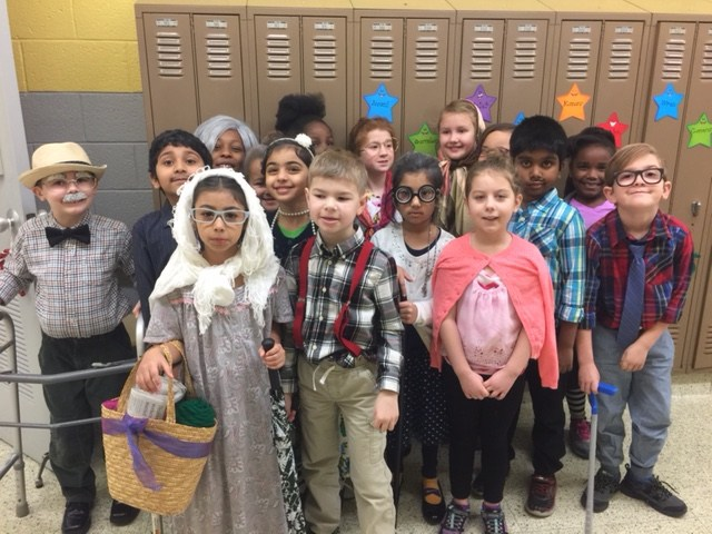 1st Grade Celebrates the 100th Day of School! Thumbnail Image