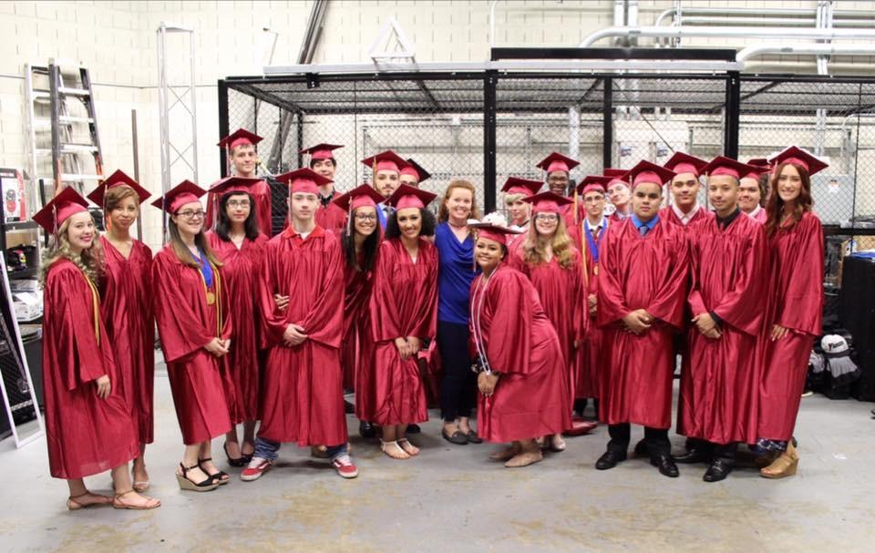 GLCPS Graduates