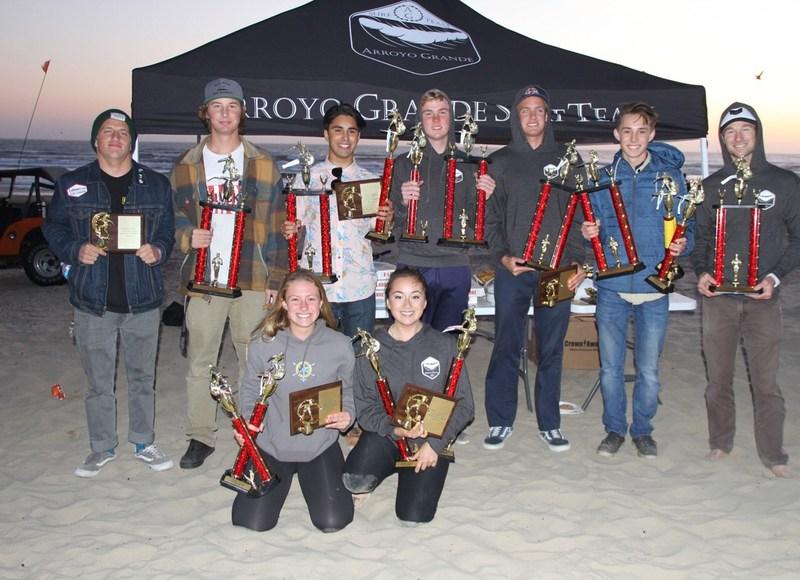 2017 AGHS Surf Club