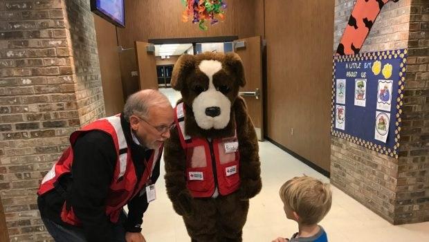 North Ridge Donation to American Red Cross