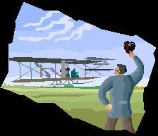 Wright Brothers clipart