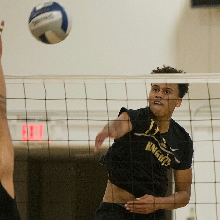 Matheney '18 Selected for USA Volleyball National Team Thumbnail Image
