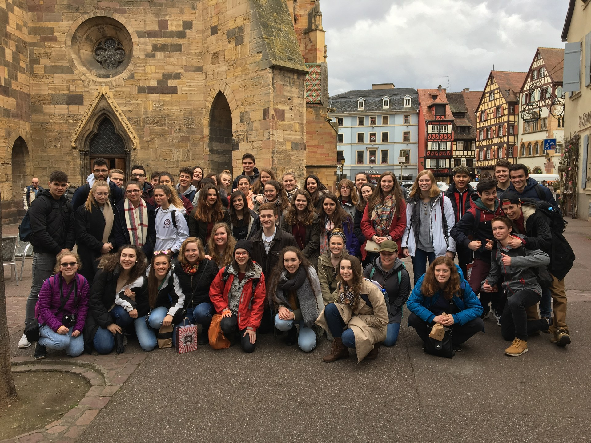 French Exchange 2018