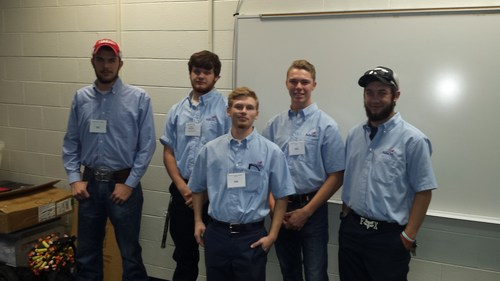 Skills Regional Competition