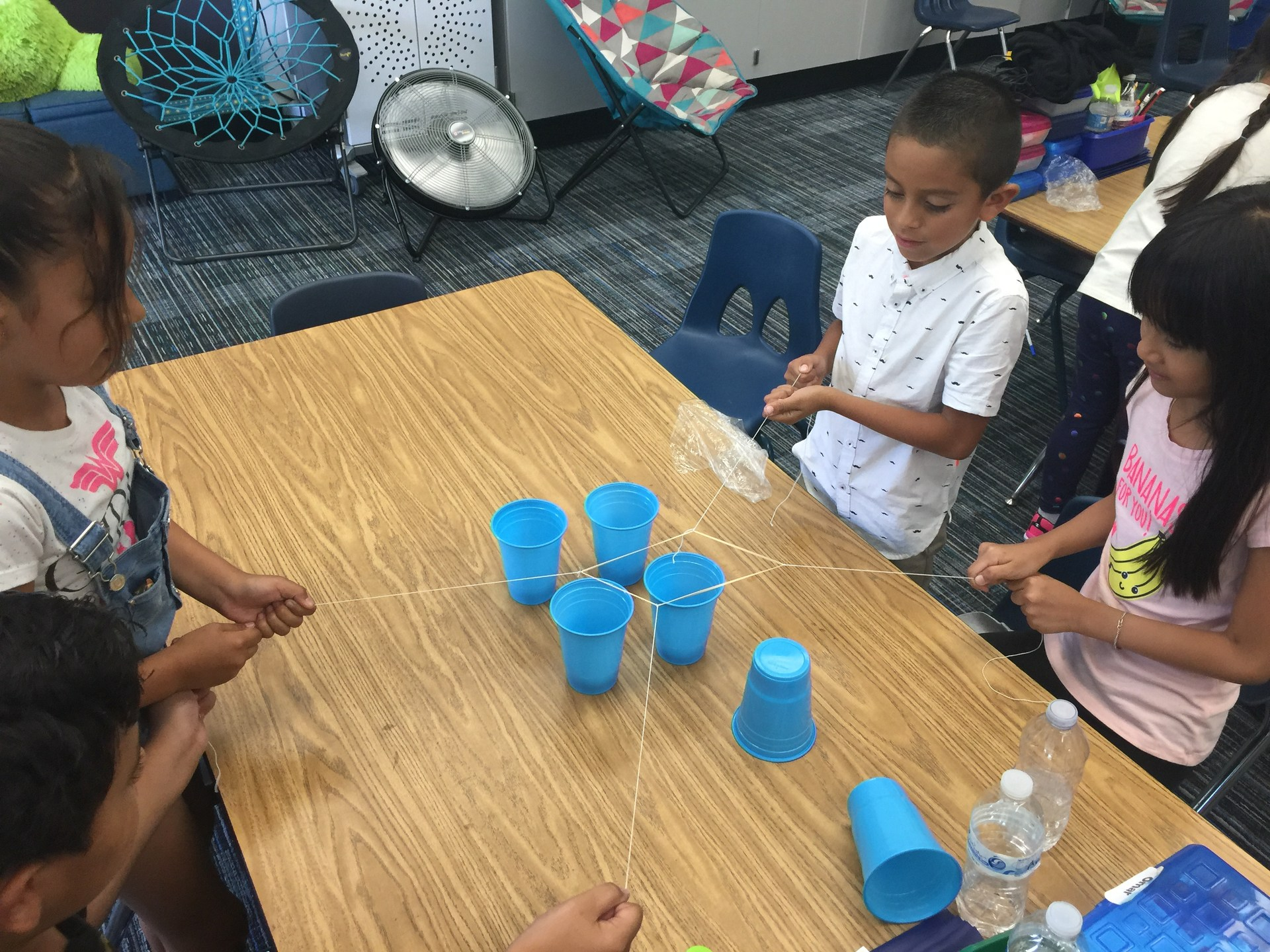 Build a Pyramid STEM Challenge