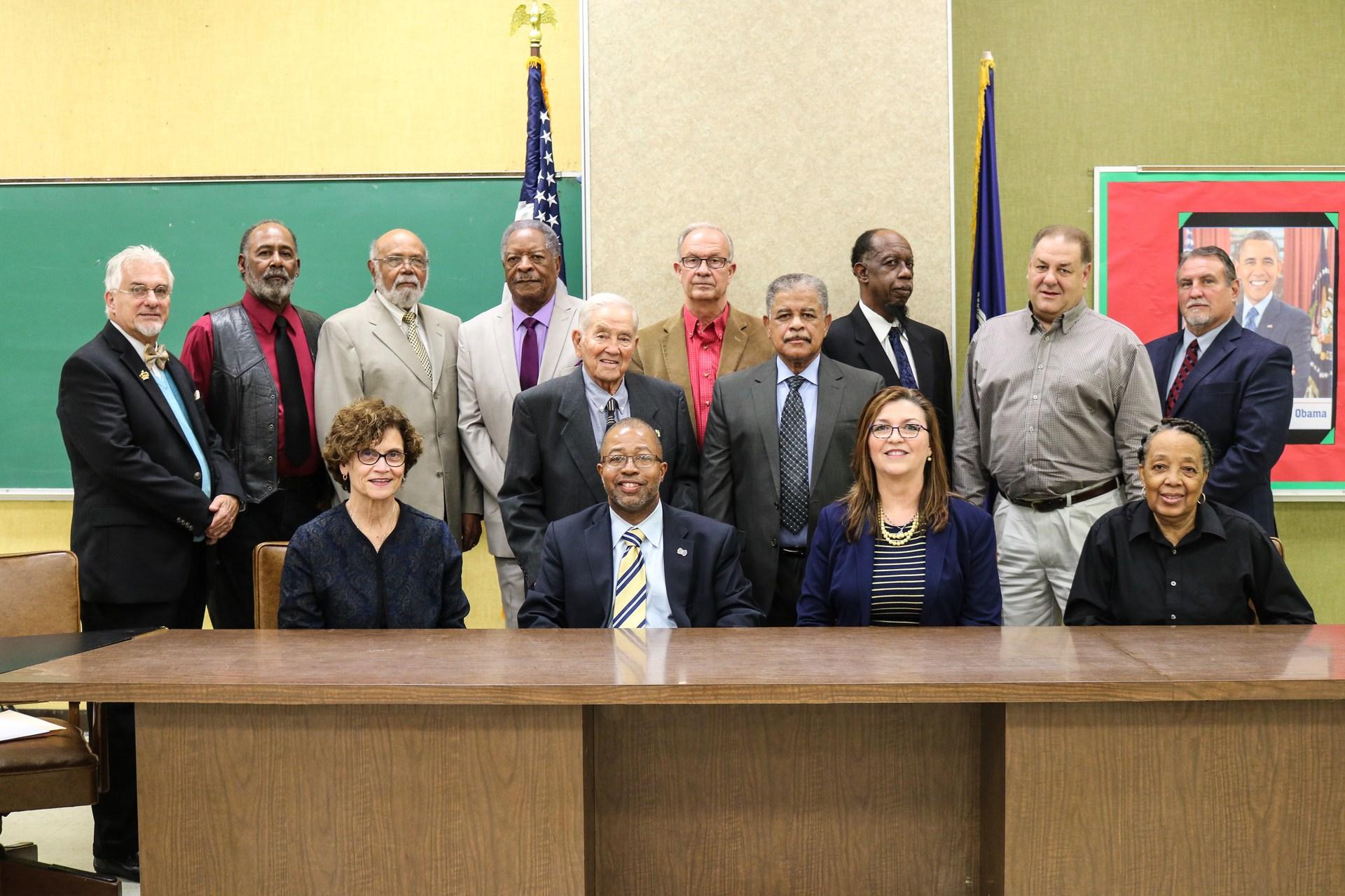 school board members 2017-2018
