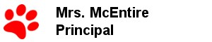 Mrs. McEntire - Principal