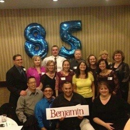 15 Alumni celebrating 30th high school reunion