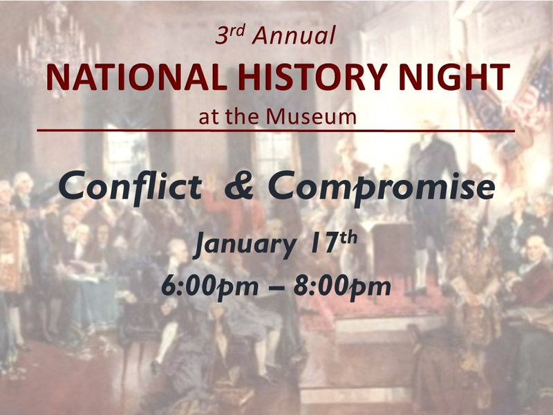 National History Day Night at the Museum Featured Photo