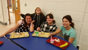 DTSD - Pancakes with the Principal  - girls.jpg