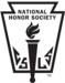National Honor Society's logo