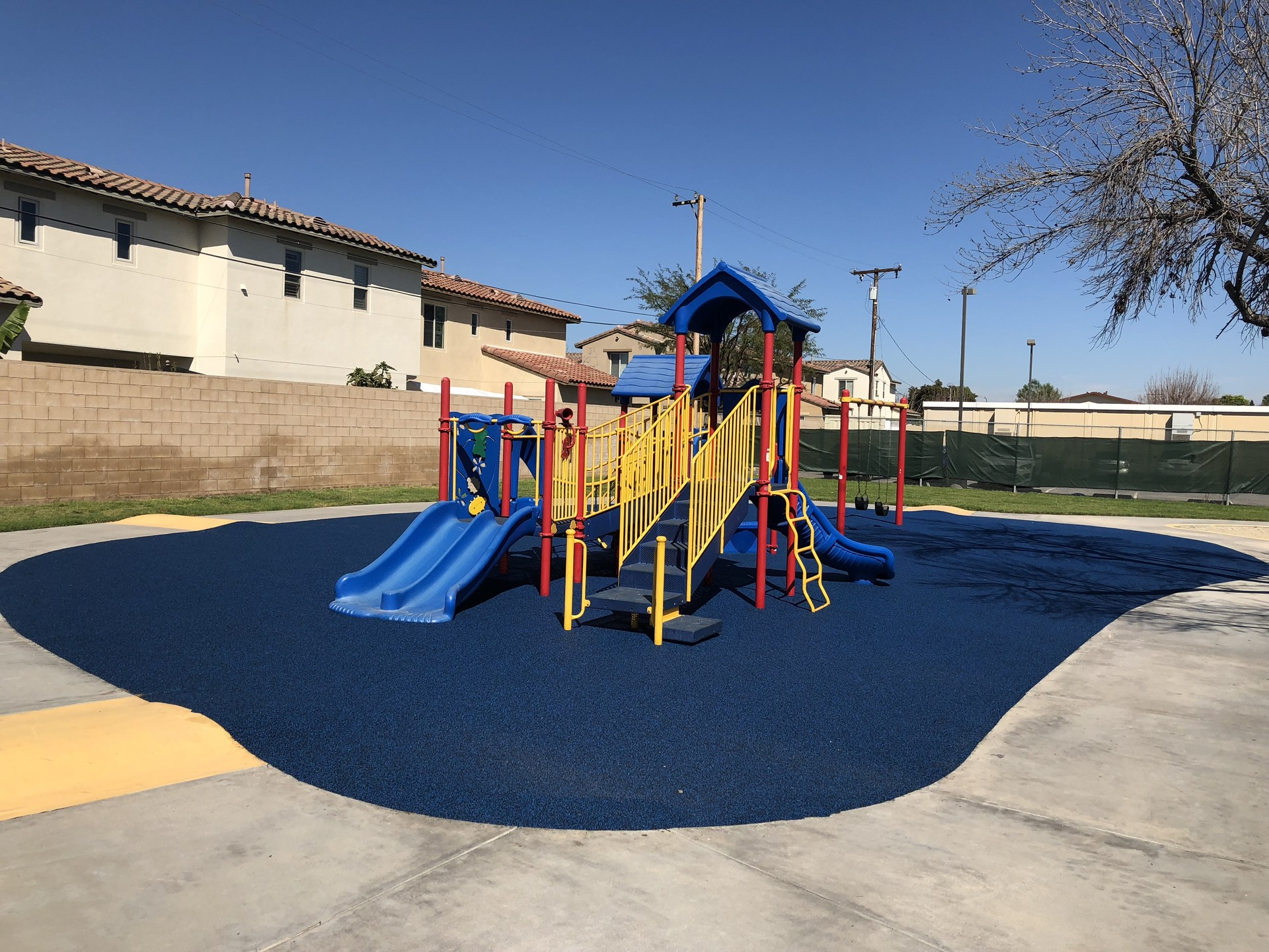 Richman Playground Improvements