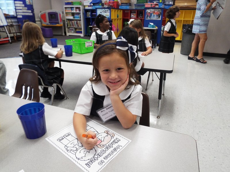 Welcome to Kindergarten: Day One Thumbnail Image