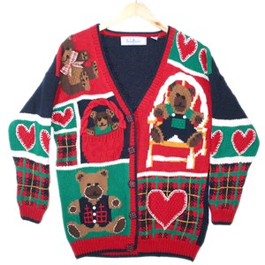Teddy-Bears-and-Hearts-Vintage-90s-Chunky-Tacky-Valentines-Ugly-Sweater-Womens-Size-LargeXL-LXL.jpg