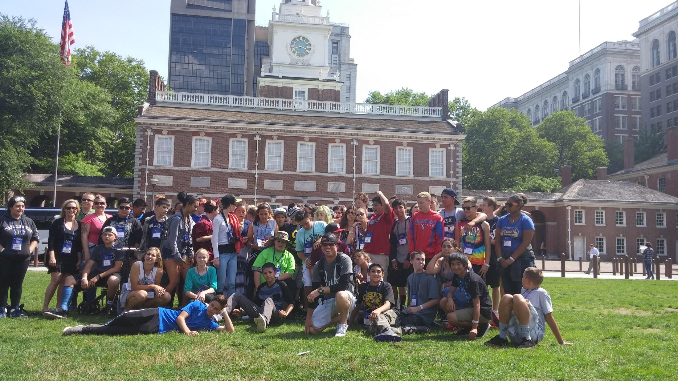 8th Grade D.C. Trip!!