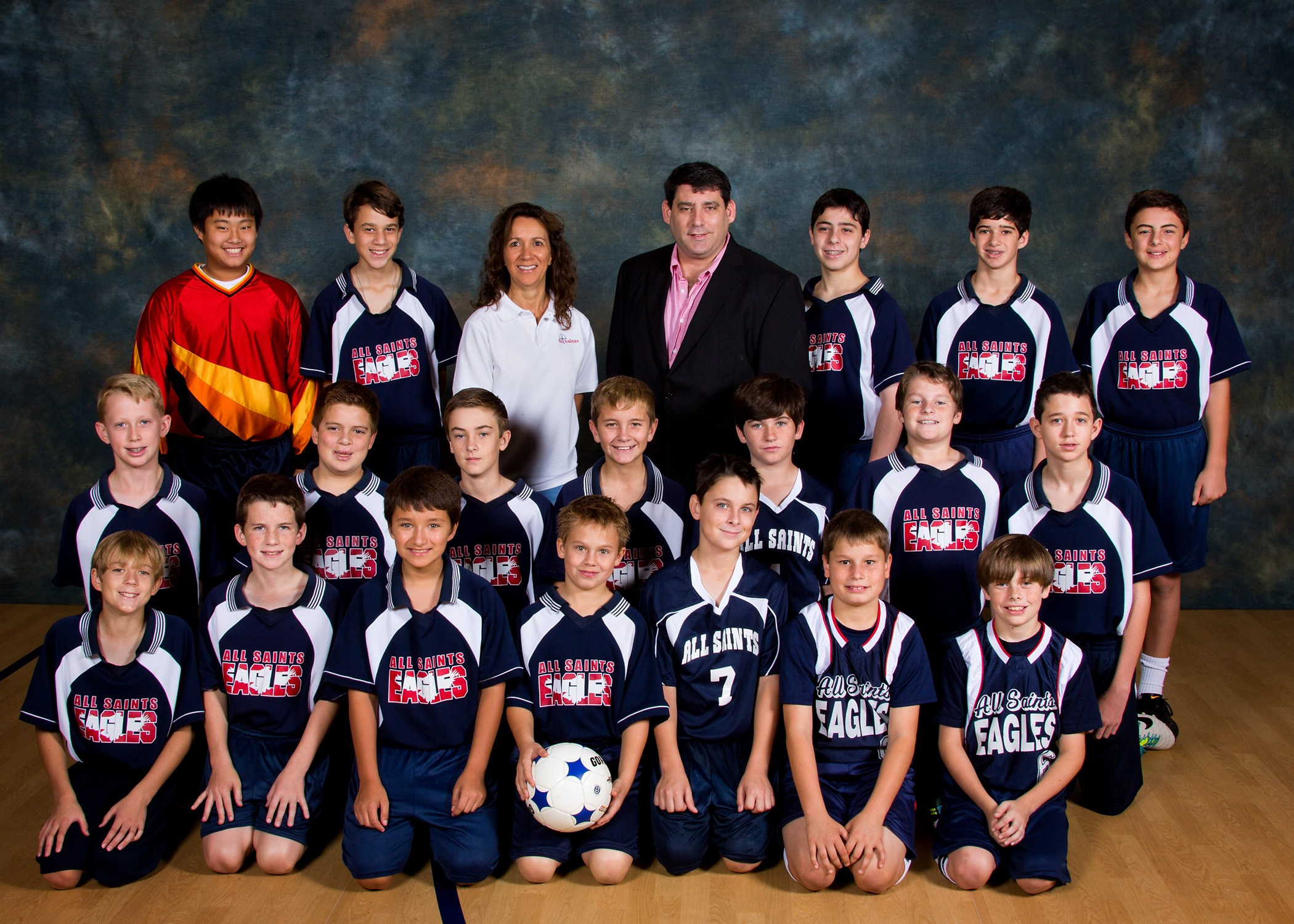 Boys Varsity Soccer Soccer All Saints Catholic School