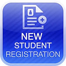 New Student Registration image
