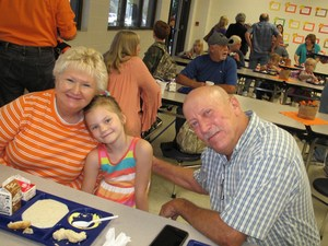 K-2 Grandparents Day Breakfast
