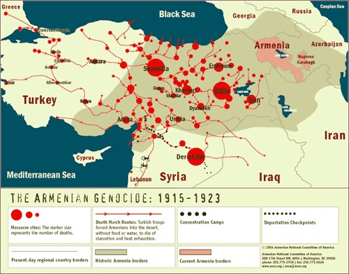 Alumna's Research Inquiry into Armenian Genocide's Long-Term Genetic Implications Featured Photo