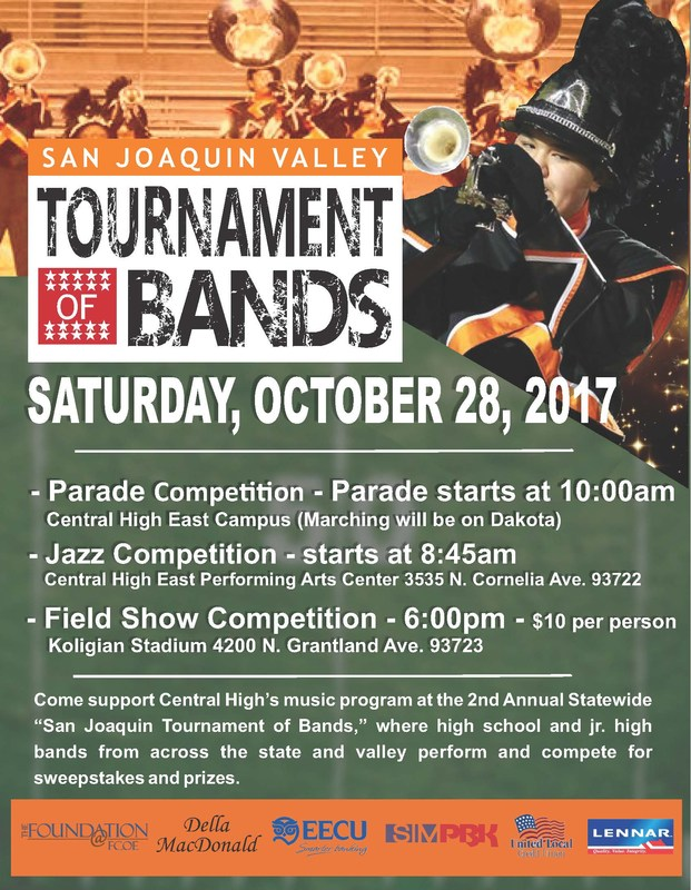 Tournament of Bands
