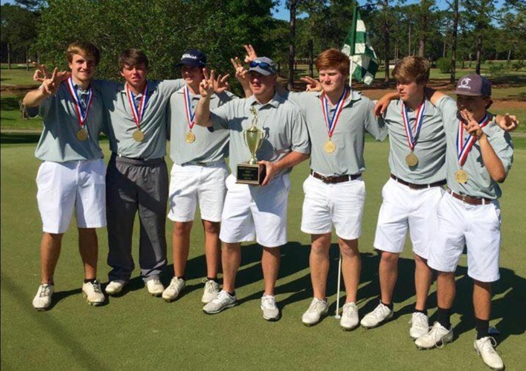 2016 Region 1-AAAAAA Champions  - Boys Golf