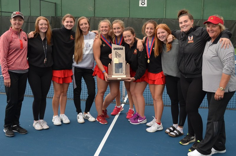 Judge Memorial Girls Tennis 3A State Champions! Featured Photo